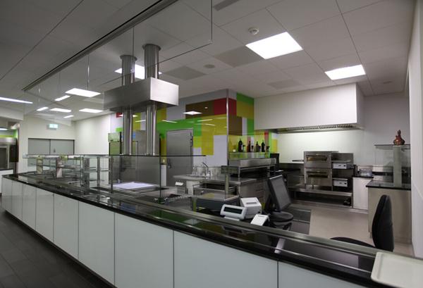 大型食堂厨房工程设计的重要性?图片